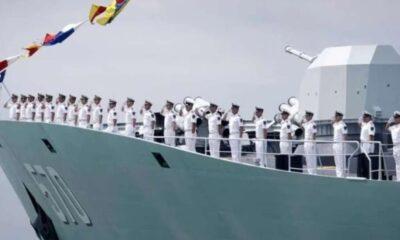 Bahaya, China Terbukti Mau Bangun Pangkalan Militer di Indonesia