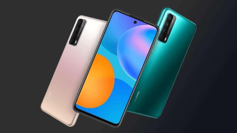 Huawei P Smart 2021 Hadir Dengan Tampilan Punch-hole Di Tengah