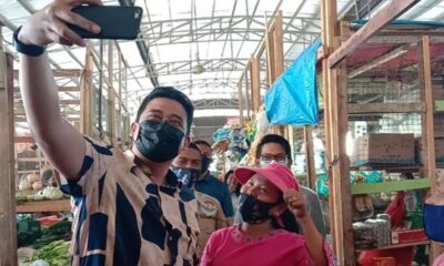 Janji Bobby di Pilkada 2020 Kota Medan Bebas Begal, Medan Kondusif
