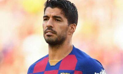 Juventus Tak Kunjung Rekrut Suarez Gara-gara Paspor
