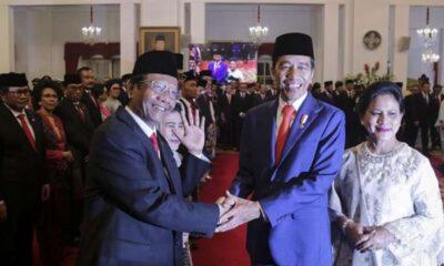 Kader Demokrat Ini Ngaku Mimpi Jokowi dan Mahfud MD Kena Korona
