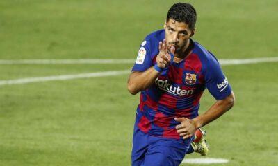 Luis Suarez gabung Atletico Madrid, Juventus Kini Dekati Morata?
