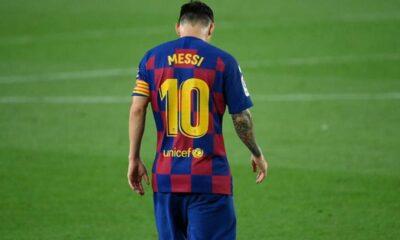 Mangkir Di Tiga Latihan Pramusim Barcelona, Lionel Messi Ingin Pergi