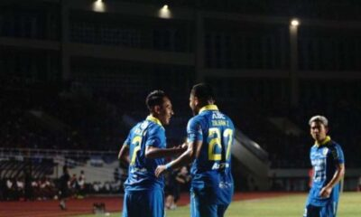Menggila, Persib Bandung Menang 26-0 di Laga Uji Coba