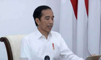 Mini Lockdown, Jurus Pamungkas Jokowi Hadapi Covid-19