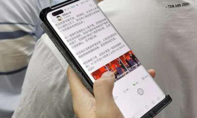 Modul Kamera Huawei Mate 40 Series Bocor, Pakai Lensa Sony IMX700+