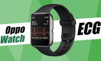 OPPO Watch ECG Edition Rilis 24 Desember Secara Global