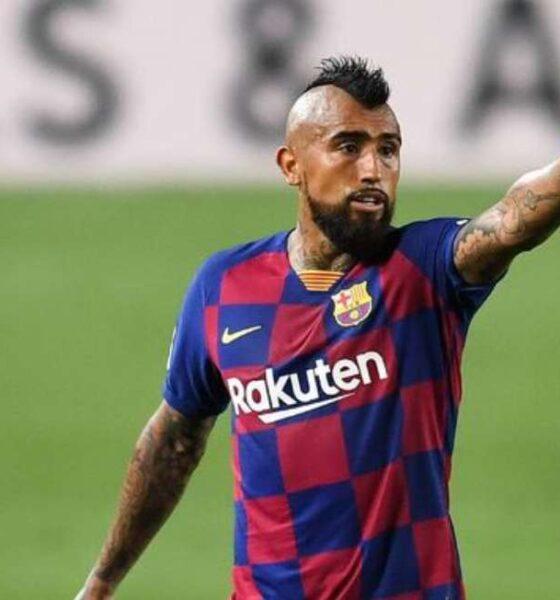 Resmi! Tinggalkan Barcelona, Arturo Vidal Pindah Ke Inter Milan