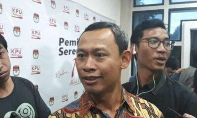 Susul Arief Budiman, Komisioner KPU Pramono Ubaid Positif Covid-19