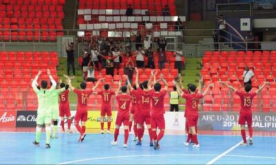 AFC Futsal Championship 2020 Resmi Ditunda Tahun Depan