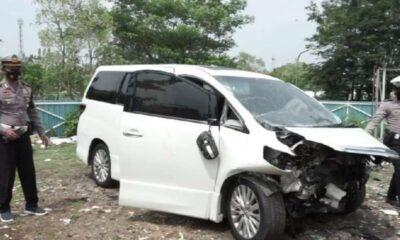 Anak Amien Rais, Hanafi Rais Kecelakaan Di Tol Cipali Alami Luka Berat