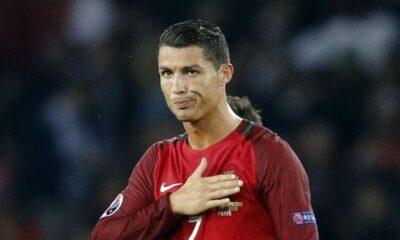 Breaking News, Cristiano Ronaldo Positif Terpapar Virus Covid-19