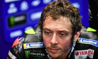 Breaking News! Valentino Rossi Positif Terpapar Covid-19
