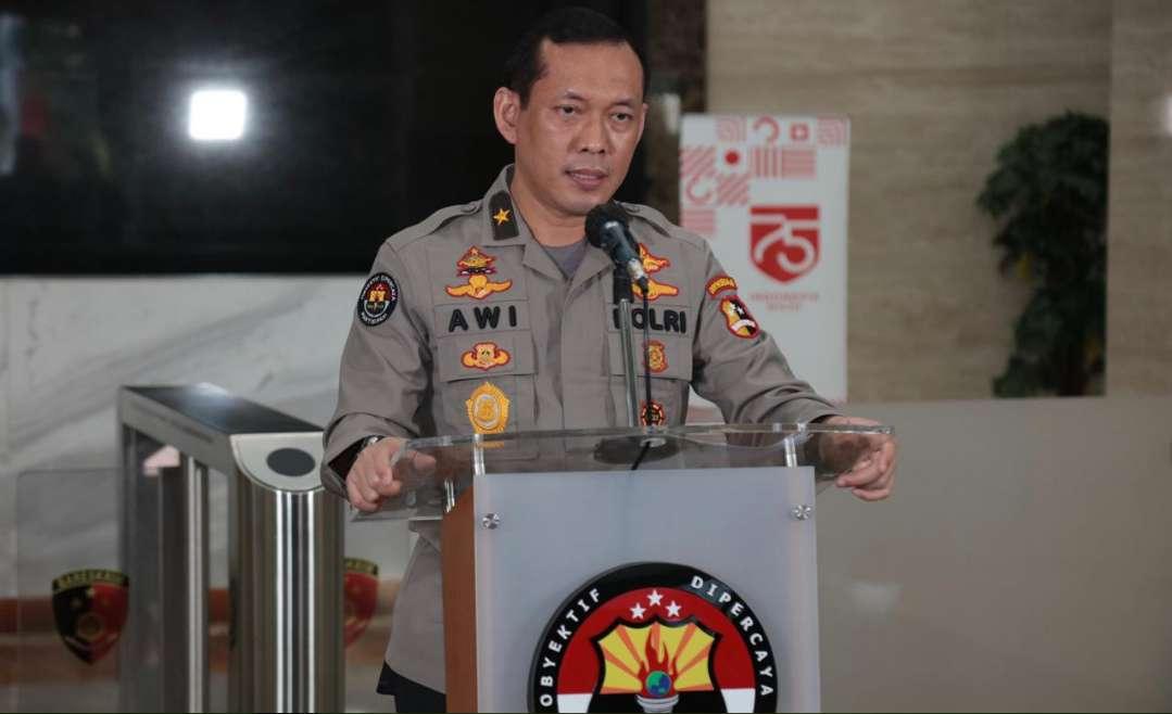 Brigjen Awi Setiyono Pasca Disahkan UU Ciptaker, Banyak Berita Hoax