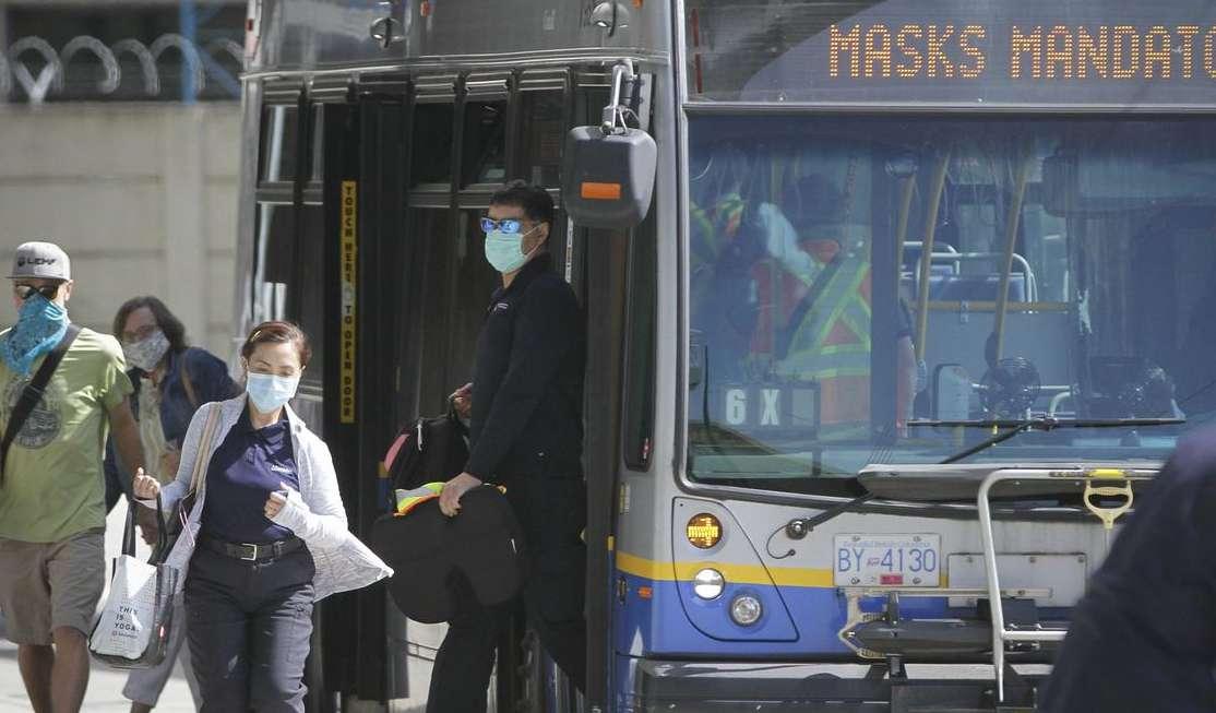 Bus Adalah Titik Transmisi Utama Penularan Covid-19
