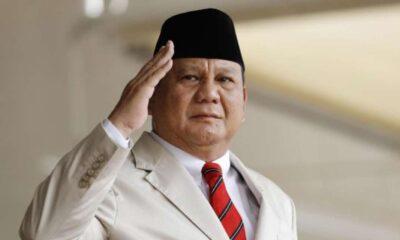 Demo Omnibus Law, Prabowo Ada Kekuatan Asing, Kita Diadu Domba