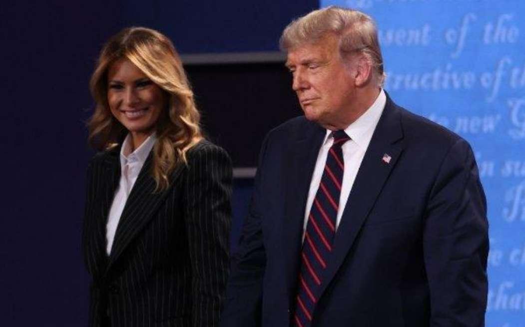 Donald Trump dan Melania Trump Positif Terpapar Covid-19