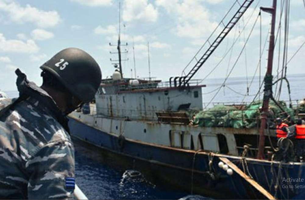Dua Kapal VietnamDitangkap Di PerairanNatuna, Ini Kronologinya