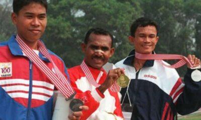 Eduardus Mantan Atlet Indonesia Meninggal Dunia, Ini Pesan Terakhirnya