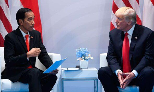 Fahri Hamzah Bandingkan Jokowi dan Trump soal Penanganan Covid-19