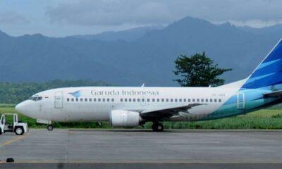 Garuda Indonesia Putus Kontrak 700 Karyawan, Apa Alasannya