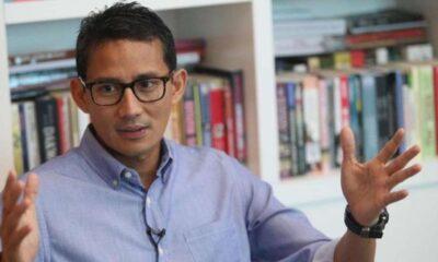Gibran Senang Sandiaga Uno Jadi Jurkam Di Pilkada Solo dan Medan