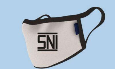 Guna Mencegah Lonjakan Covid-19, Pemerintah Tetapkan Masker SNI