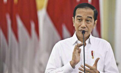 Jokowi Saya Harap Anak Muda Tidak Malu Dan Tidak Gengsi Jadi Petani