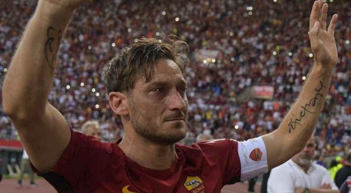 Kabar Duka, Ayah Francesco Totti Meninggal Dunia Karena Covid-19