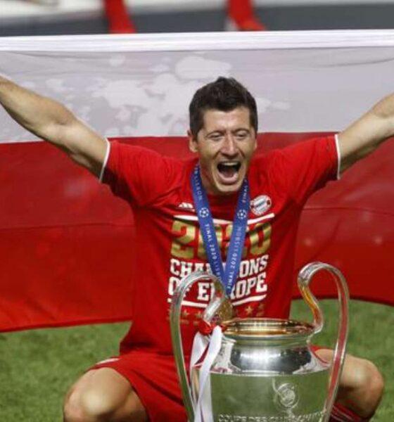 Kalahkan Pesaingnya, Robert Lewandowski Pemain Terbaik Eropa 2020