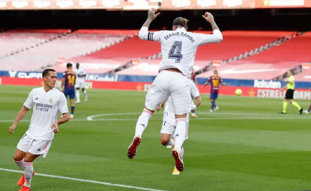 Klasemen Liga Spanyol Usai Real Madrid Menang 3-1 Atas Barcelona