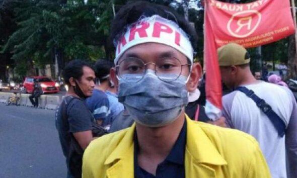 Milenial Balas Megawati Demo Ini Pengabdian Kami Untuk Rakyat.
