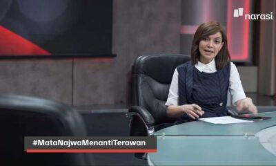 Najwa Shihab Dipolisikan Perihal 'Kursi Kosong', Bagaimana Nasibnya