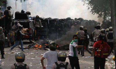 Pasca Kericuhan Demo Omnibus Law, Ketua KAMI Medan Ditangkap