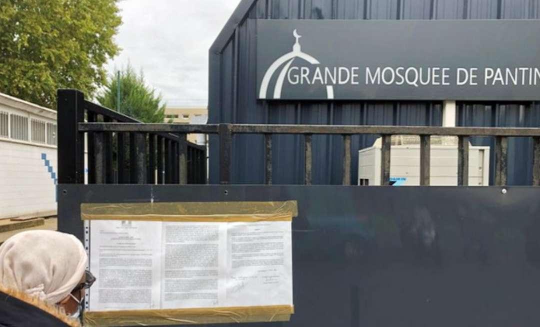 Pasca Pemenggalan Guru Di Prancis, Masjid Paris Akan Ditutup.