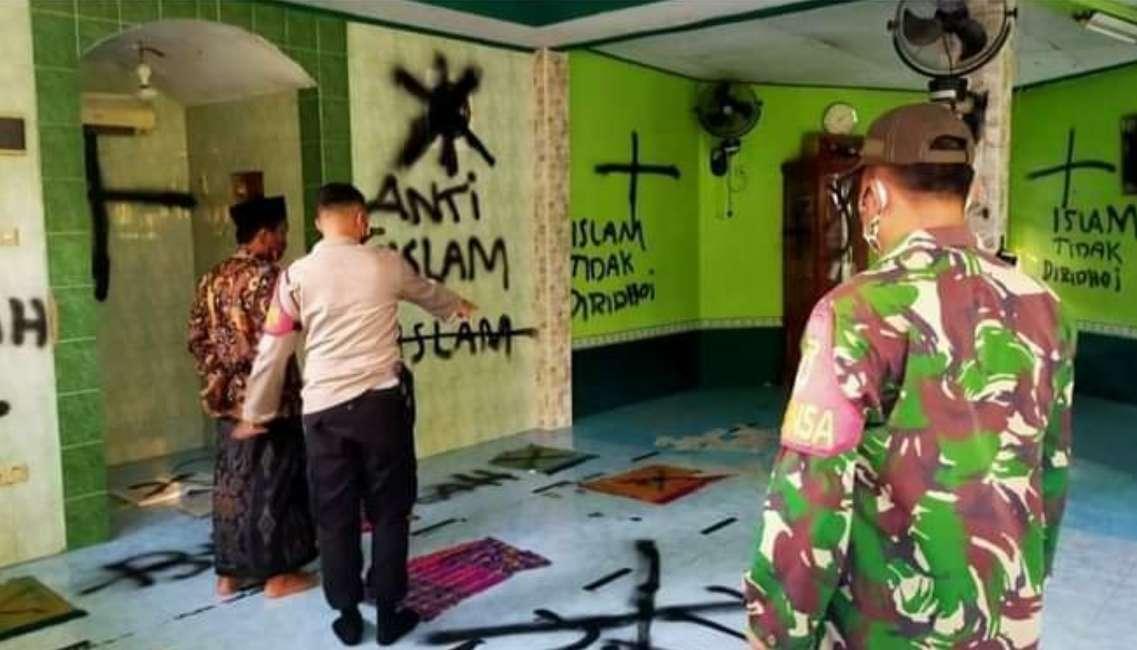 Polisi Berhasil Tangkap Pelaku Vandalisme Mushala Di Tangerang