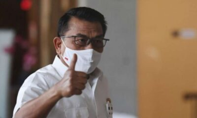 Polri Tangkap Tersangka Penghina Moeldoko Lewat Facebook