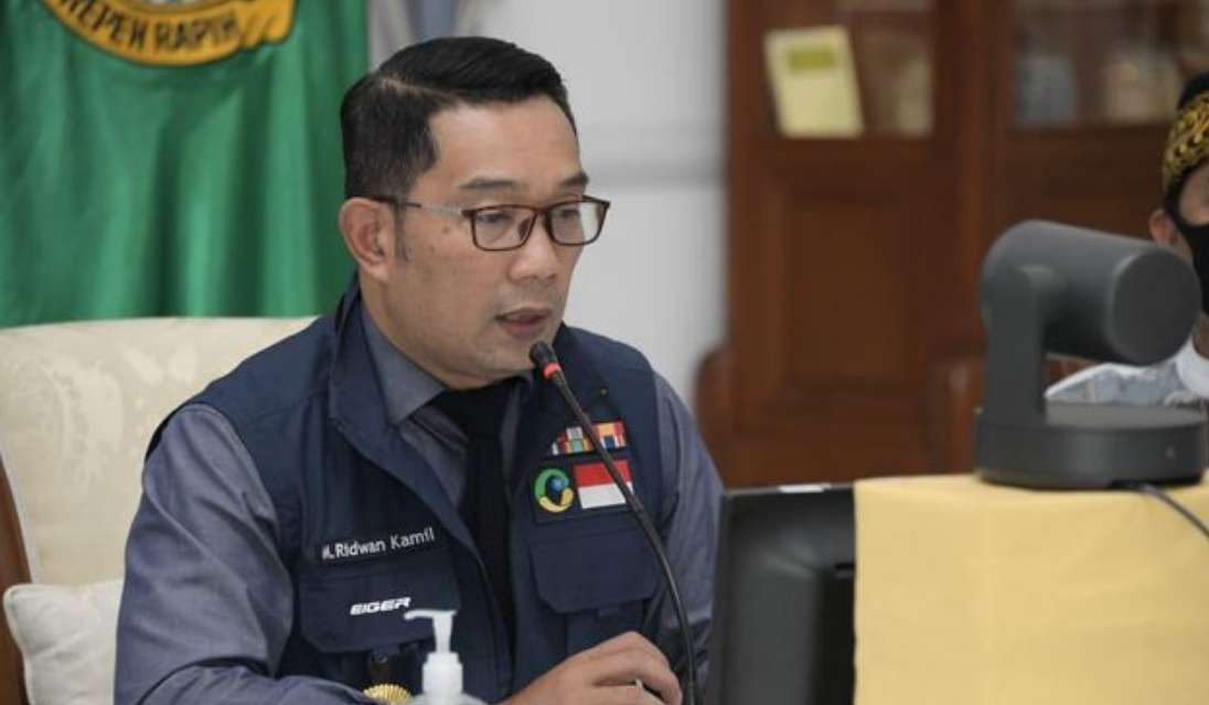Respons Ridwan Kamil Terkait Pergantian Nama Provinsi Jabar