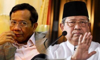 Soal Dalang Demo, Mahfud Orang Dekat SBY, Kami Tak Sebut Partainya.