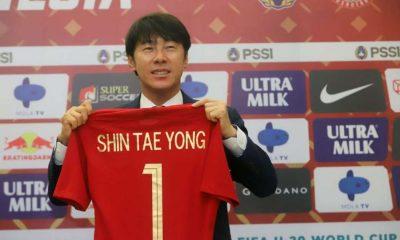 Soal Pemain, PSSI Memberikan Hak Secara Penuh Kepada Shin Tae-yong
