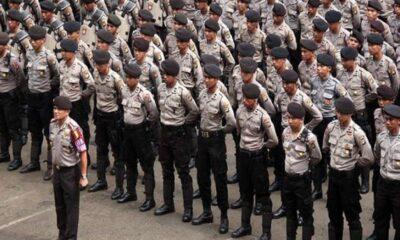 Unjuk Rasa Kembali Digelar, 6.000 Personel Disiagakan Di Sekitar Istana.