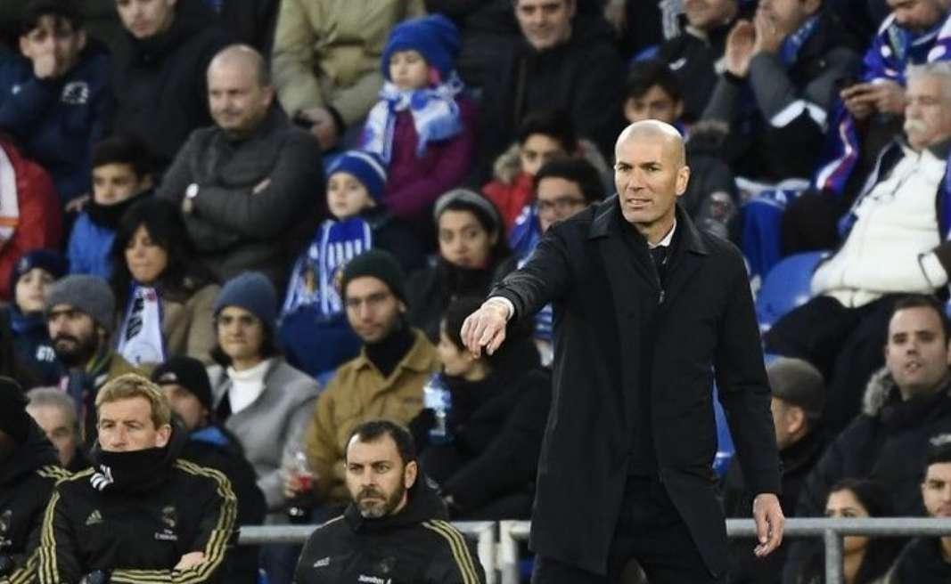 Usai El Clasico, Zidane Bahkan Tanpa Penalti, Madrid Layak Menang