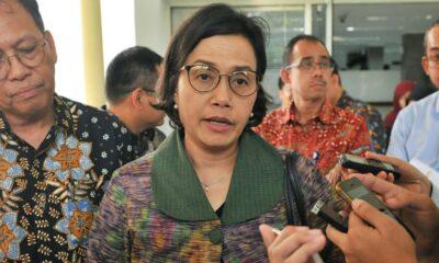 Utang Indonesia Meningkat, Sri Mulyani Klaim Ekonomi RI Mulai Pulih.