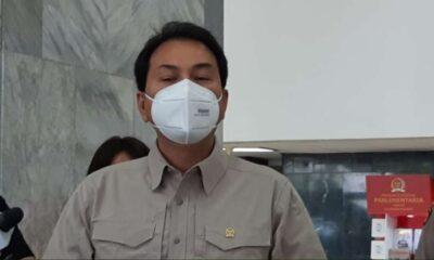 Wakil KetuaDPR Azis Syamsuddin Dikabarkan Kecelakaan Di Senayan