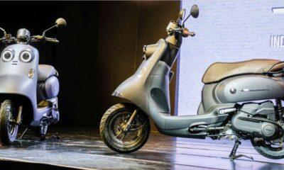 Yamaha Luncurkan Skutik Terbaru Bertampang Culun, Anda Berminat