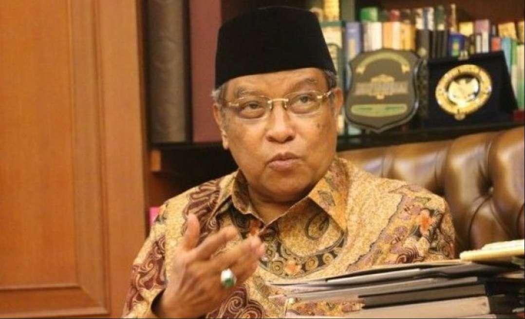 Ketua Umum PBNU Said Aqil Siradj Positif Terpapar Virus Covid-19