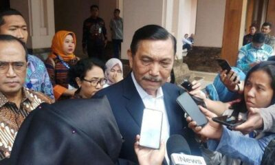 Luhut Minta KPK Jangan Berlebihan Usut Kasus Edhy Prabowo