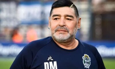 Maradona Meninggal Dunia, Argentina Tetapkan Hari Berkabung Nasional