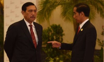 Menko Luhut Ditunjuk Jokowi Gantikan Sementara Edhy Prabowo