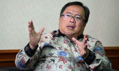 Menristek Orang Indonesia Lebih Pilih Merokok Ketimbang Makan Protein